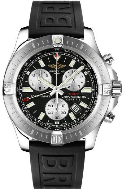 Breitling Colt Chronograph A7338811/BD43-153S Replica Watch